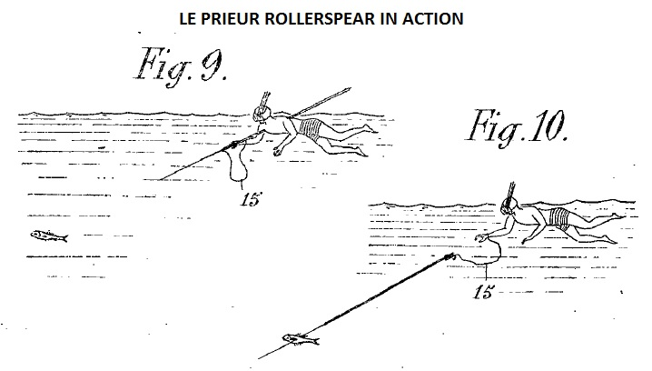 Le Prieur roller spear in action.jpg