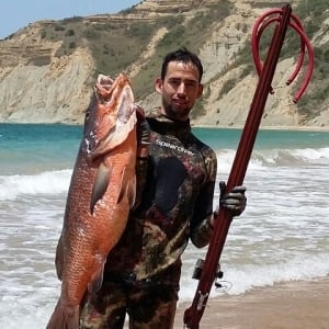 Dominican Rep Spearfishing Freediving