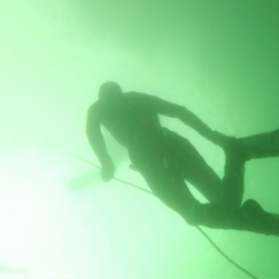 My first bash at Freediving